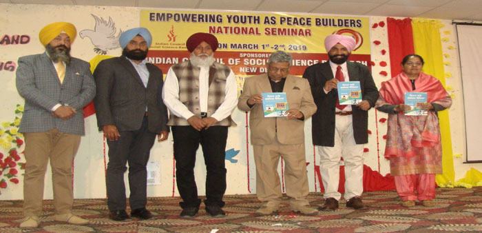 Book Release of Dr.Sukhdev Singh's book 'Health ans Physical Education' for B.Ed.